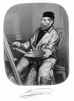 Alexandre Gabriel Decamps autoportrait.jpg