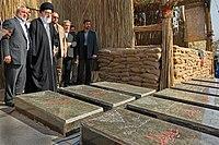 Ali Khamenei in Rahian-e Noor02.jpg
