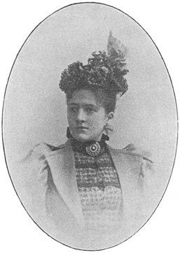 Alida Johanna Marie Klein - Onze Tooneelspelers (1899) (1)