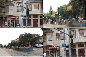 National Register of Historic Places listings in Sacramento County, California - Image: Alkali Flat North Historic District, Sacramento, California