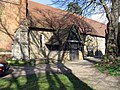 All Saints, Epping Upland, Essex - Porch - geograph.org.uk - 374385.jpg