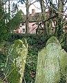 All Saints Church - churchyard - geograph.org.uk - 1614116.jpg