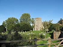 All Saints Churchyard Liddington - geograph.org.uk - 1001690.jpg