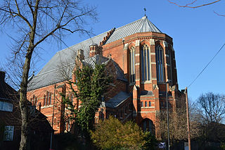 All Saints Church, West Dulwich Church in London , England