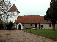 All Saints church, Little Totham, Essex - geograph.org.uk - 135104.jpg
