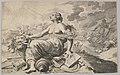 Allegory of France with the Arms of Richelieu (Allégorie sur la Paix) MET DP822688.jpg