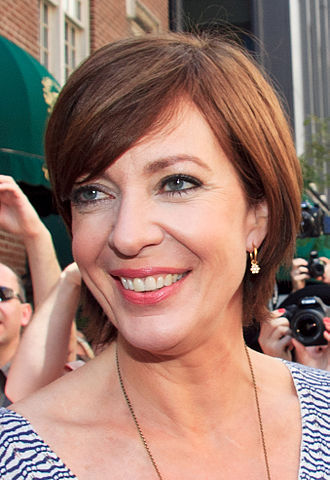 Allison Janney - Janney at the 2011 Toronto International Film Festival