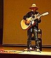 Alonso Del Río durante concierto en Huaraz.jpg
