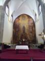 Altar da Igreja do Santo Condestável, Lisboa 2017-02-08.png