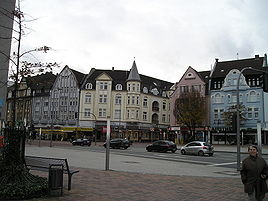 Altmarkt  i Bottrops centrum