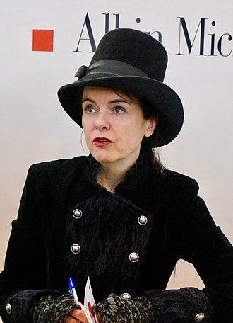 Université libre de Bruxelles - Amélie Nothomb, Belgian Francophone novelist