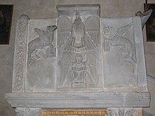 L'ambone della Pieve ad Almenno San Salvatore (Bergamo)