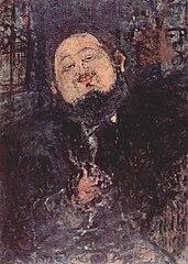 Portrait de Diego Rivera