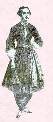 Amelia Bloomer Wikipedia