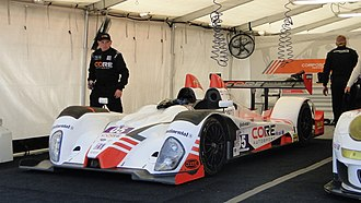 American Le Mans Series - ALMS Prototype Challenge car