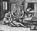 """Amputation scene, """"De gangraena et sphacelo"""" Wellcome L0012484.jpg"""