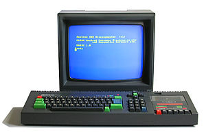 Amstrad - The Amstrad CPC 464 personal microcomputer