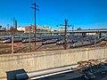 Amtrak trains waiting at Sunnyside Yard .jpg