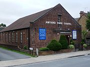Amyand Park Chapel (geograph 2065978)