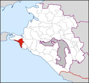 Anapsky District - Image: Anapa