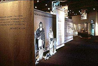 Anasazi Heritage Center - Image: Anasazi Heritage Center CO BLM Main Museum Area