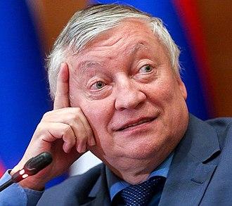 Anatoly Karpov - Anatoly Karpov, 2018