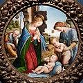 Anbetung des Kindes Fra Bartholomeo 1495.jpg