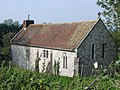 Ancient Church at Gussage St Andrew - geograph.org.uk - 260696.jpg