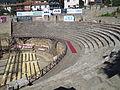 Ancient Greek theatre (Ohrid).JPG