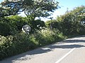 Ancient roadside cross near Boskenna Nurseries - geograph.org.uk - 1326553.jpg