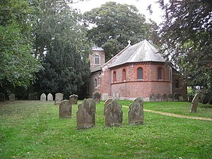 Anderby - Image: Anderby Parish Church of St. Andrew geograph.org.uk 1497492