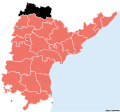 Andhra Pradesh district location map Adilabad.svg