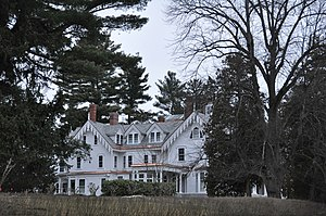 Arden (Andover, Massachusetts) - Image: Andover MA Arden