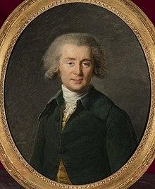 Portrait of André Ernest Modeste Grétry