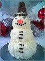 Andrea's cheeseball snowman.jpg