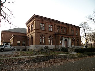 Carnegie, Pennsylvania - Image: Andrew Carnegie Free Library