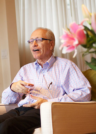 Andrew Feenberg - Feenberg in Vancouver, Canada, 2010