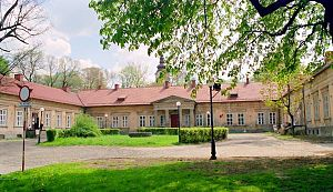 Andrychów - Manor in Andrychów
