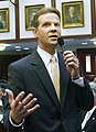 Andy Gardiner seeks the support of his colleagues for a measure considered on the House floor.jpg