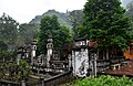 Animist shrine near the Heavenly Kitchen Pagodam northern Vietnam (2) (38486615282).jpg