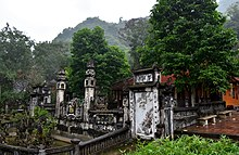 Animist shrine near the Heavenly Kitchen Pagodam northern Vietnam (2) (38486615282).jpg