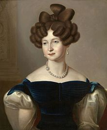 Anna Pavlovna, Grand-Duchess of Russia, by Jean-Baptiste Van der Hulst.jpg
