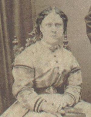 Annie Chapman - Chapman in 1869