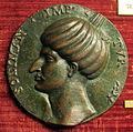 Anonimo, medaglia di solimano, post 1520.JPG