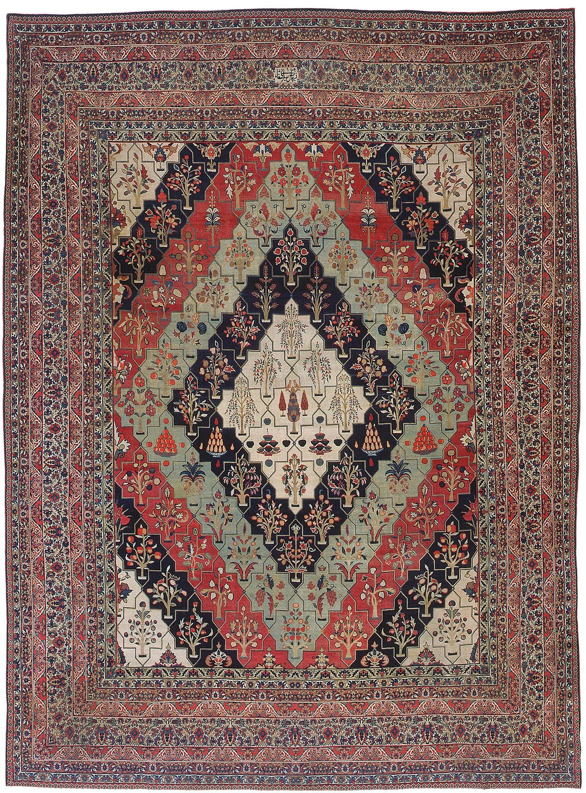 Kerman Carpet Wikipedia