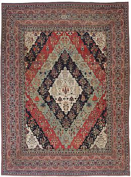 Antique Persian Kerman Rug.jpg