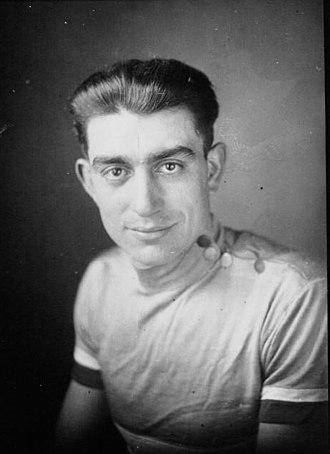 1931 Tour de France - Antonin Magne, the winner of the 1931 Tour de France