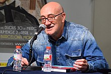 Antonio Altarriba. Barcelona International Comic Fair 2017.jpg