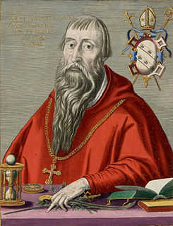 Antun Vrančić Croatian archbishop