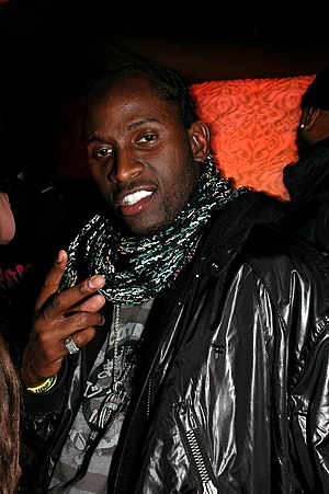 Anwan Glover - Glover at Le Royale nightclub in New York City